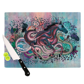 "Mat Miller ""Poetry in Motion"" Cutting Board"