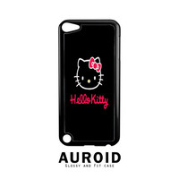 Cute Hello Kitty iPod Touch 5 Case Auroid