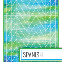 Back to School! Watercolor Binder Dividers - Spanish Class