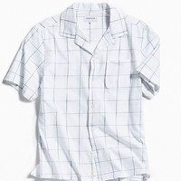 Penfield Lassard Short Sleeve Button-Down Shirt | Urban Outfitters