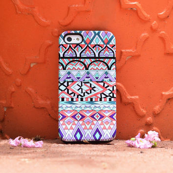 Tribal Invasion - iPhone 5/5c case, iPhone 4/4s case, Samsung Galaxy S3/S4