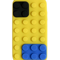 Rubber Lego Phone Case | Shop Clearance at Wet Seal