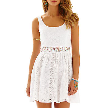 Lynd Sleeveless Shift Dress - Lilly Pulitzer