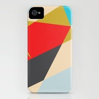 Celebrate Shapes iPhone Case by Hello Narwhal | Society6