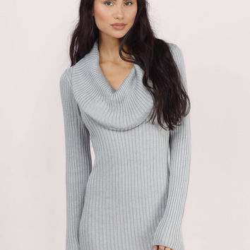 Regina Bodycon Sweater Dress