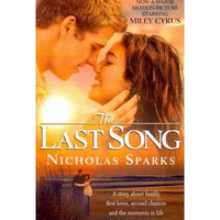 The Last Song By (author) Nicholas Sparks