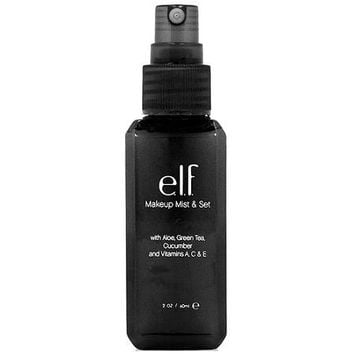 e.l.f. Cosmetics Makeup Mist & Set, 2 oz - Walmart.com