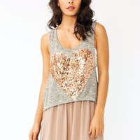 sequined-heart-deep-cut-tank GOLDGREY - GoJane.com