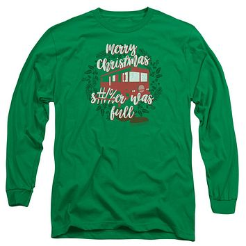 Christmas Vacation It Was Full Long Sleeve Tee