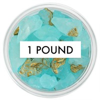 Aquamarine Gem Sugar 1 LB