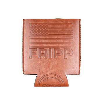 Patriotic Can Holder by Fripp Outdoors