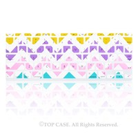 "TopCase Chevron Series Zig-Zag Silicone Keyboard Cover Skin for Macbook Air 11"" + TopCase Mouse Pad (Macbook Air 11"" A1465, Multiple Color-4)"