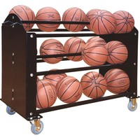 First Team Ball Hog for Basketballs Heavy Duty 4 foot