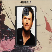 Blake Shelton 2 Samsung Galaxy Note 4 Case Auroid