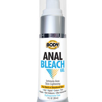 Body Action Anal Bleach Gel 1 Oz