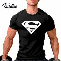 Men fitness cotton brand clothes mens tracksuit t shirt Short Sleeve Gym muscle Workout shirt Sport bodybuilding Tee large Size