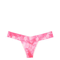Seamless Thong Panty - PINK - Victoria's Secret