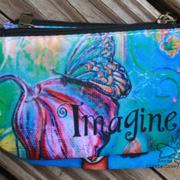 Coin Purse: Imagine