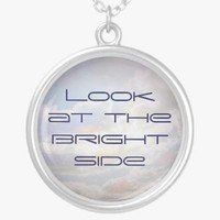 Bright Side Necklace from Zazzle.com