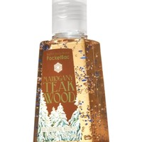 PocketBac Sanitizing Hand Gel Mahogany Teakwood