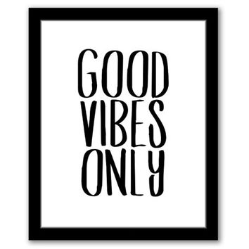 INSTANT DOWNLOAD, Good Vibes Only, Printable Art, Inspirational Wall Art, Bedroom Decor, New Home Gift, Entryway Decor, Motivational Quote