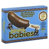 Diana's Bananas Milk Chocolate Covered Banana 5 pack