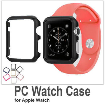 pc material cover case 38mm 42mm watch case for apple iwatch case smart accessories fashion protection