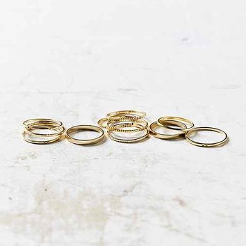 Simple Ring Pack