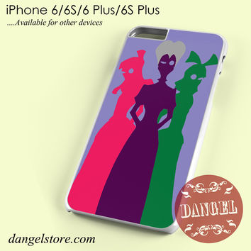 Cinderella Step Mother And Step Sister Phone case for iPhone 6/6s/6 Plus/6S plus