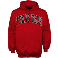 Texas Tech Red Raiders Bold Arch Hoodie – Scarlet