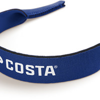 Order the Royal & White Neoprene Classic Retainer Accessory by Costa Del Mar - Fast Shipping at EJ's Sunglasses.