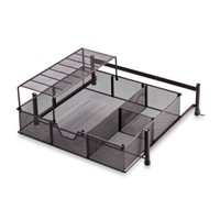 Simple Solutions® Extra-Large Mesh Cabinet Drawer in Matte Bronze