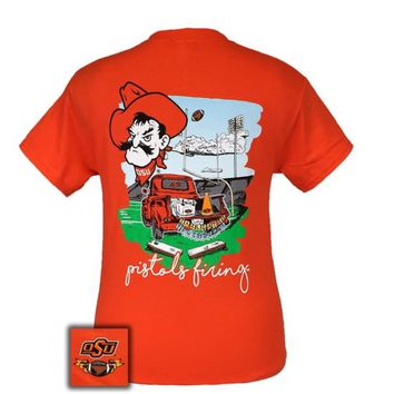 Oklahoma State University Tailgates and Traditions Tee