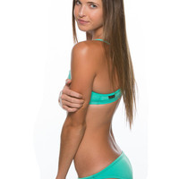 Brazil Bottom - Seafoam