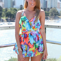 Have To Say Playsuit