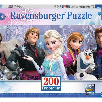 Disney Frozen - Frozen Friends - 200 Piece Jigsaw Puzzle