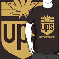 United Pot Smokers by diggity