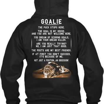 HOCKEY - HOCKEY GOALIES
