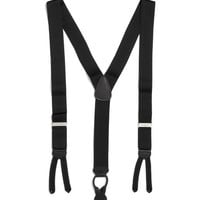 Brooks BrothersElasticated Woven Braces|MR PORTER