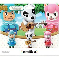Animal Crossing Series 3-Pack Amiibo (Animal Crossing Series)