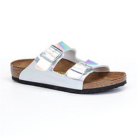 Birkenstock Girls' Arizona Metallic Sandals | Dillards.com