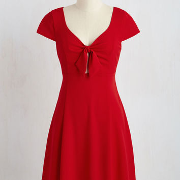 First Date Debate Dress | Mod Retro Vintage Dresses | ModCloth.com