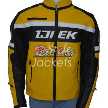 Dead Rising 2 Chuck Greene Leather Jacket – In Style Jackets