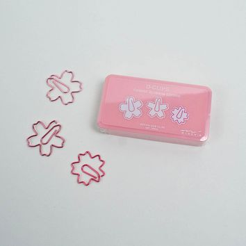 Cherry Blossom D-Clips