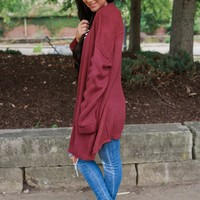 Whimsical Winds Cardigan