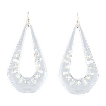 Alexis Bittar Lucite Drop Earrings