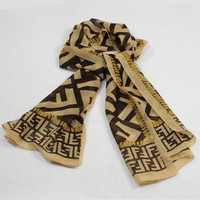 Perfect FENDI Woman Fashion Accessories Sunscreen Cape Scarf Scarves