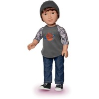 "My Life As 18"" Schoolboy Doll - Walmart.com"