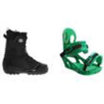 Northwave Freedom Boots w/ K2 Indy Bindings