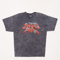 Mineral Wash Spiderman Graphic Tee